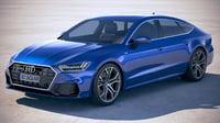 Audi A7 S-line Sportback 2018