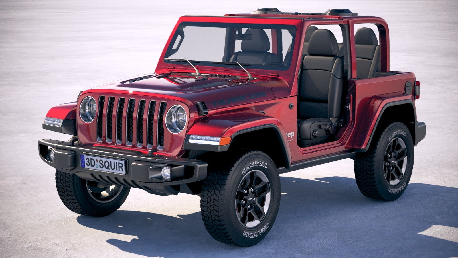 Image result for jeep wrangler rubicon image