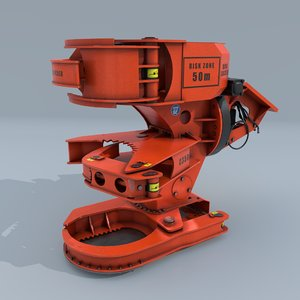 3D towing model