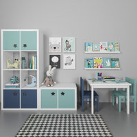 3D children furniture