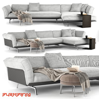 3D sofa este model