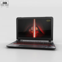 hp star wars 3D model