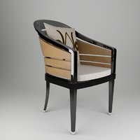 Glyn Peter Machin dining chair
