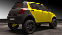 3D maruti animation ready