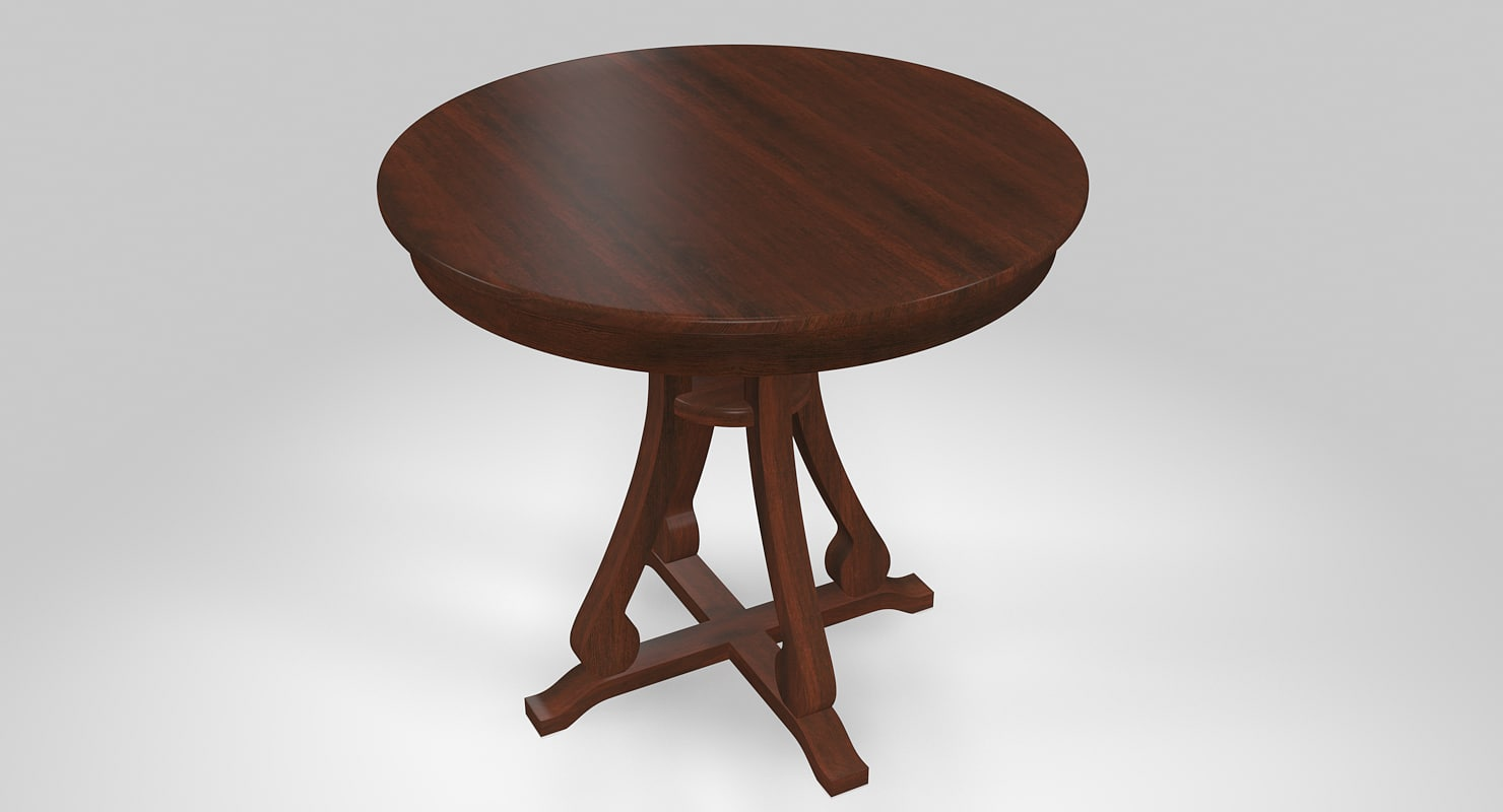 Table 3d model turbosquid 1229999 for Table 3d model