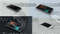 3d_Smartphone_realistic_materials
