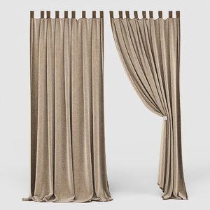 curtain 3D