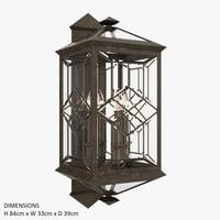 art fine lamps 3D model
