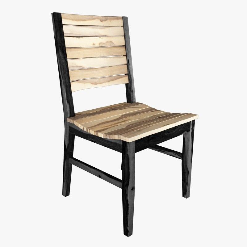 chair satet 3D model