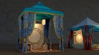 ramadan tent model