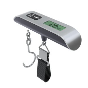 luggage hanging scale 3D model