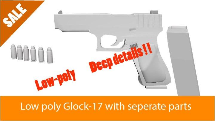 glock 17 9 mm model