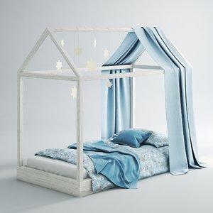 children s - 3D model