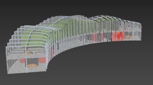mall model