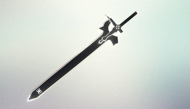 3D elucidator sword art