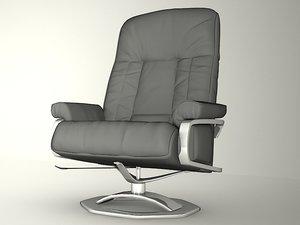 3D chair-ofice