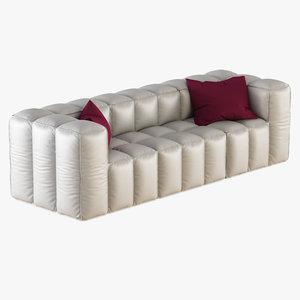 sofa lattea 3D