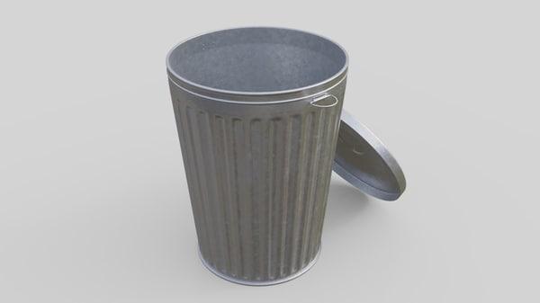 dustbin 3 model