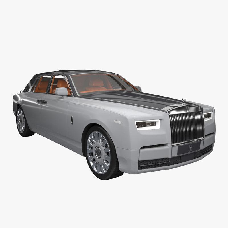 3D car england