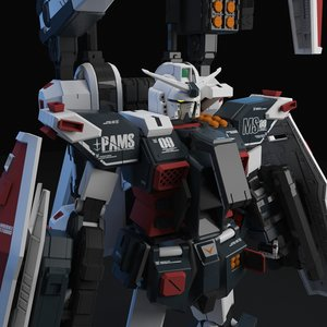 armor gundam 3D model