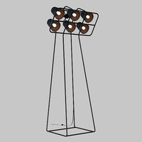 3D seletti multilamp emanuele magini model