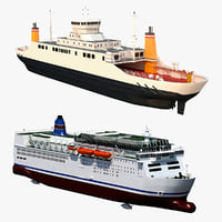Passenger Ferry Collection