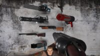 3D classic shooter weapon pack