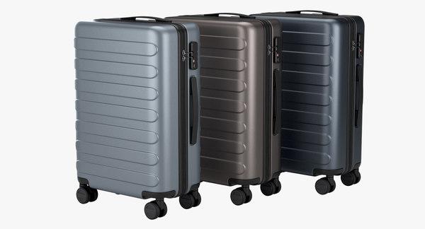 suitcase 2 3D model