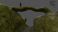 canyon bridge 3D