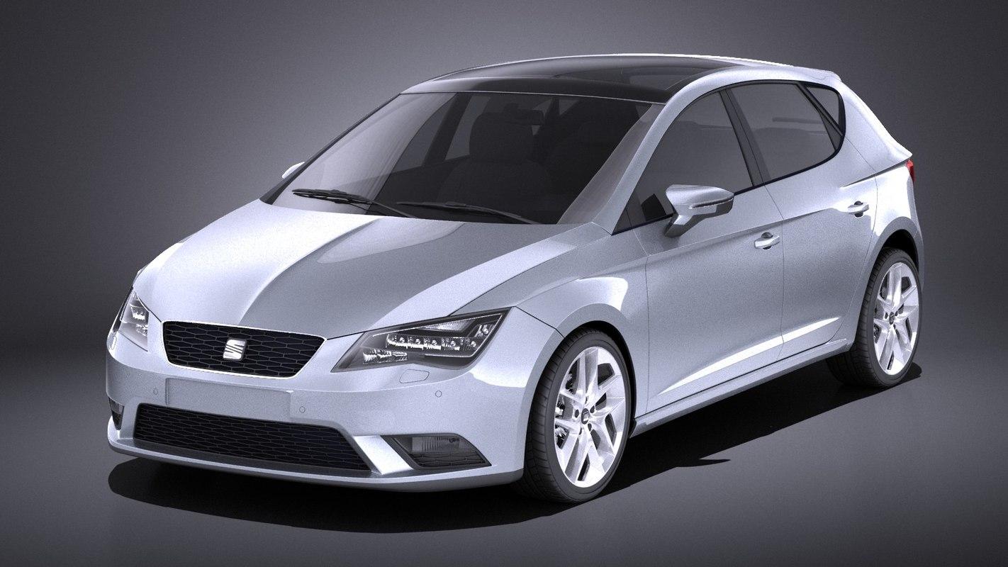 seat leon 2016 model