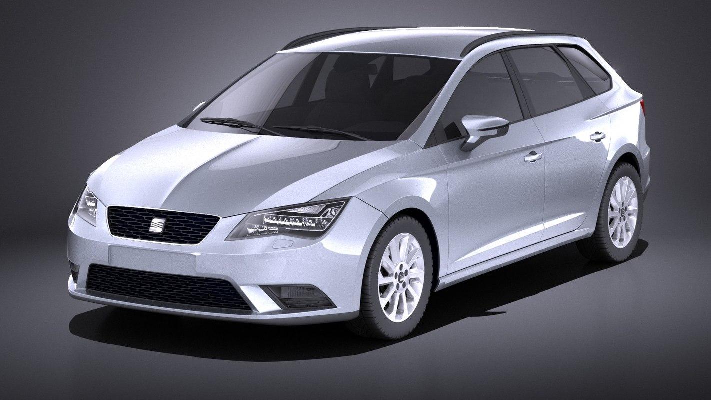 2016 seat leon model