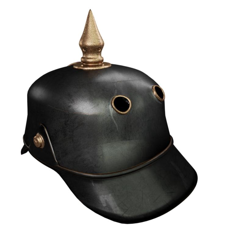 ue4 helmet medieval 3D model