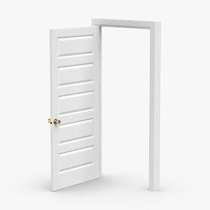 interior-doors---door-5-wide-open model