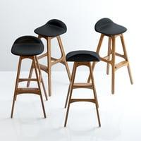 3D erik buck stool