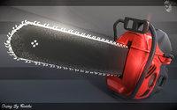 patrol chain saw 3D