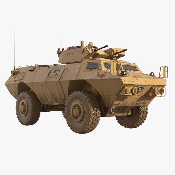 3D m1117 guardian asv