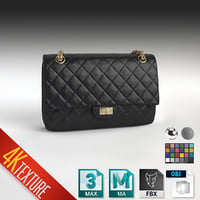 Chanel 2.55 Handbag Purse