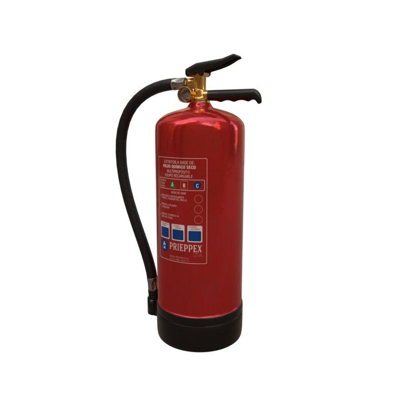 extinguisher substance painter model