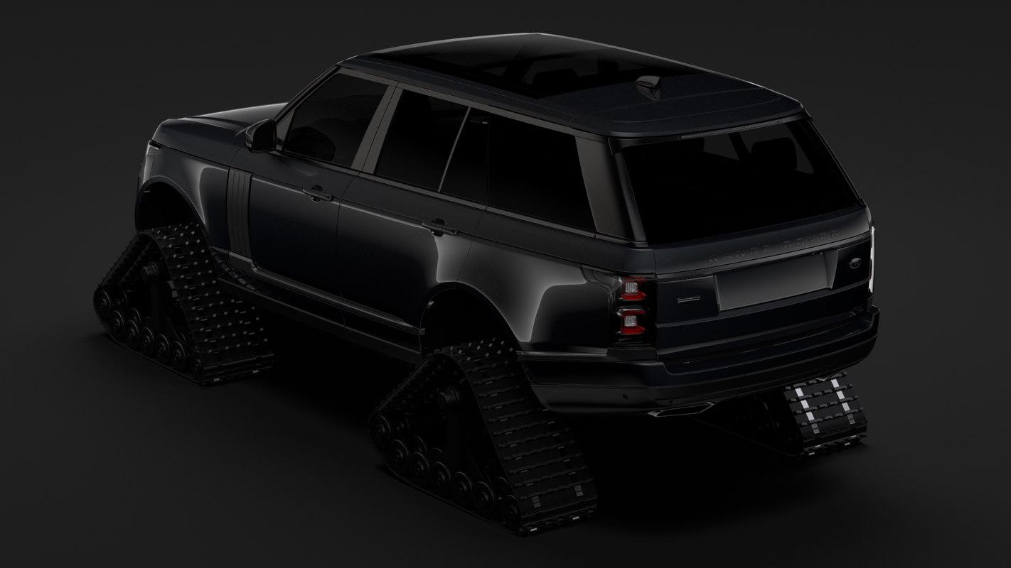 range rover crawler l405 3D