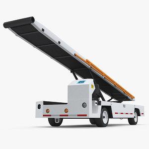 belt loader tug 660 model