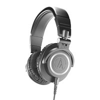 Audio Technica ATH-M50x Headphones - Professional Studio Monitor