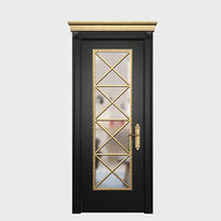 door Msk Centrum Decoracin 04 Black