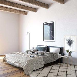 3D bedroom designer