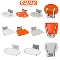 3D shower seats ravak ovo