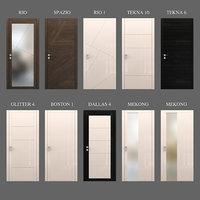 interior doors 3D