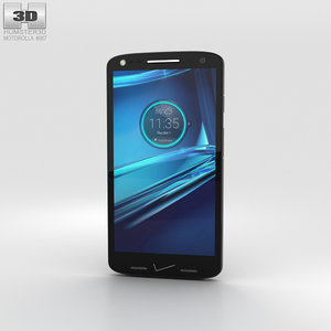 3D motorola 2 turbo model
