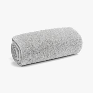 towel rolled 3D model