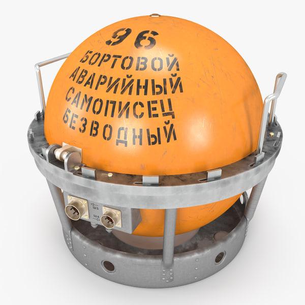 flight recorder model