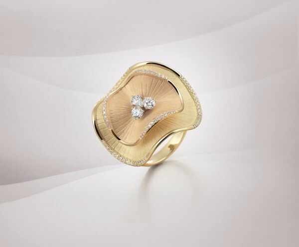 3D jewellery ring fashion