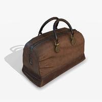 3D pbr bag hand model